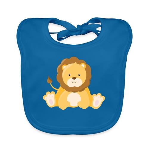 SAFARI Löwe - Baby Bio-Lätzchen
