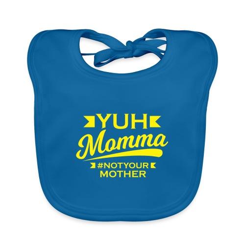YUHMOMMA TEE - Baby Organic Bib