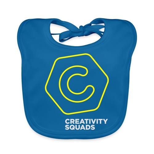 CreativitySquads 002 - Vauvan luomuruokalappu