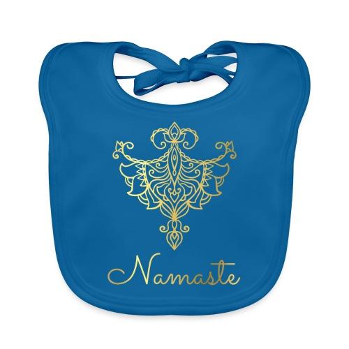 Namaste Collection - Baby Organic Bib