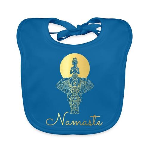 Namaste - Baby Organic Bib