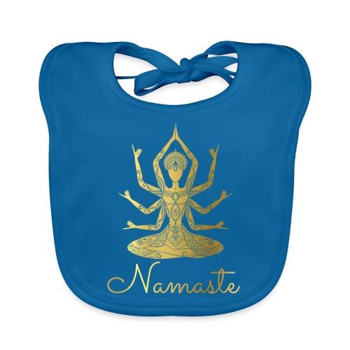 Namaste Godess - Baby Organic Bib
