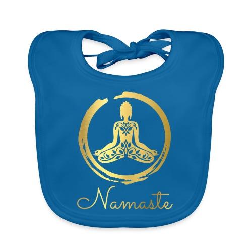 Yoga Buddha - Baby Organic Bib