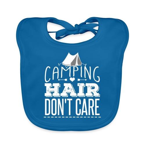 Camping Hair Don't Care - Baby Bio-Lätzchen