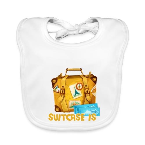 Home Is Where My Suitcase Is - Baby Bio-Lätzchen