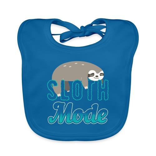 Sloth Mode Tired AF Running Shirt - Baby Bio-Lätzchen