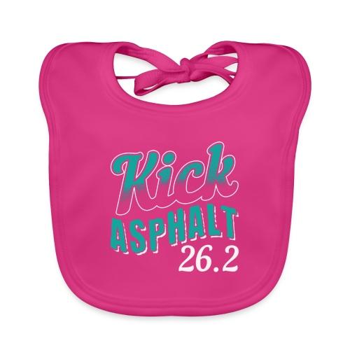 Kick Asphalt 26.2 | Full Marathon - Baby Bio-Lätzchen