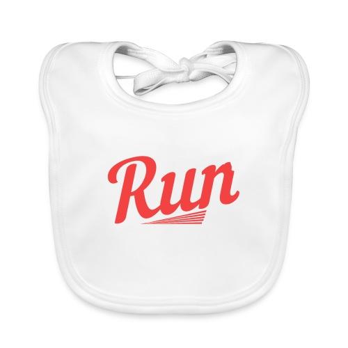 I Just Want To Run   Marathon - Baby Bio-Lätzchen