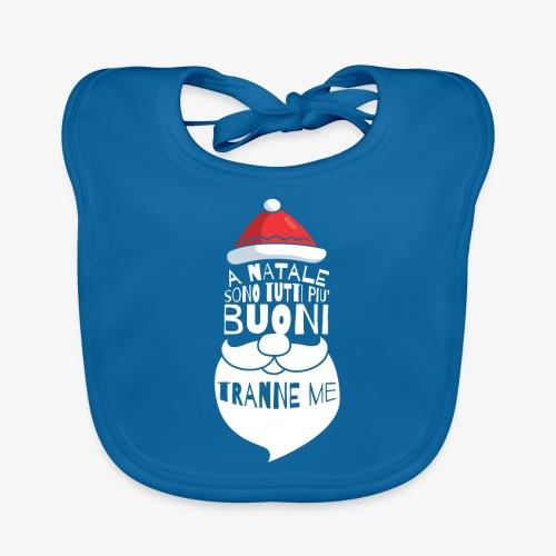 Il regalo di Natale perfetto - Bavaglino ecologico per neonato
