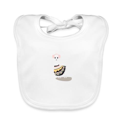 Weiches Lama Lama T-Shirt - Baby Bio-Lätzchen