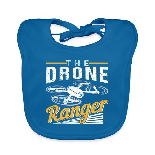The Drone Ranger | Awesome Pilot - Baby Bio-Lätzchen