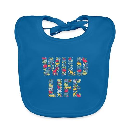 Wild Life - Baby Bio-Lätzchen