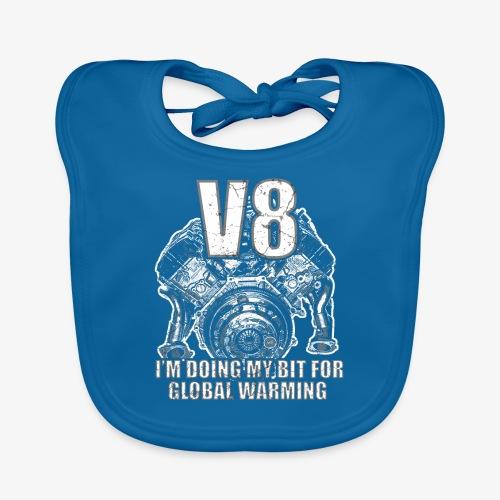 V8, Tuningszene, Beitrag zur Klimaerwärmung - Baby Bio-Lätzchen