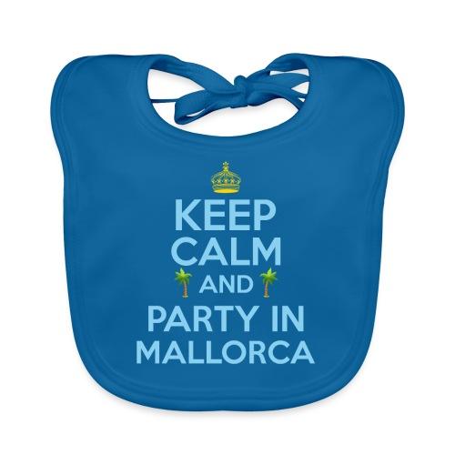 Mallorca Party - Baby Bio-Lätzchen