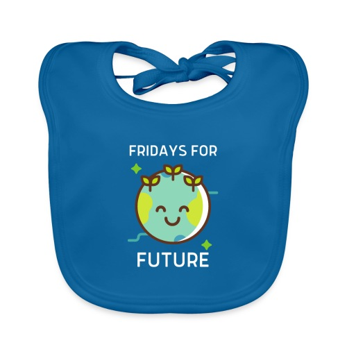 Fridays for Future - Baby Organic Bib
