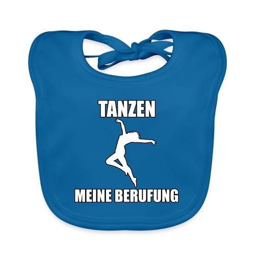 MEINE BERUFUNG Tanzen - Baby Bio-Lätzchen