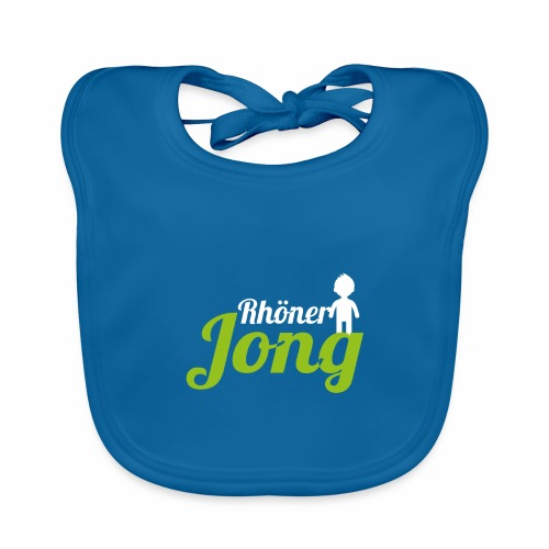 Rhöner Jong - Shirt für echte Rhöner Jungs - Baby Bio-Lätzchen