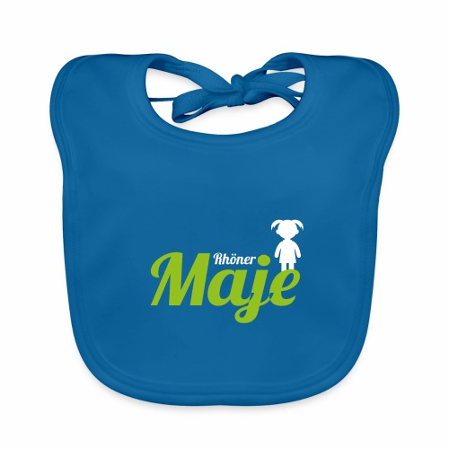 Rhöner Maje Shirt für alle Rhöner Mädchen - Baby Bio-Lätzchen