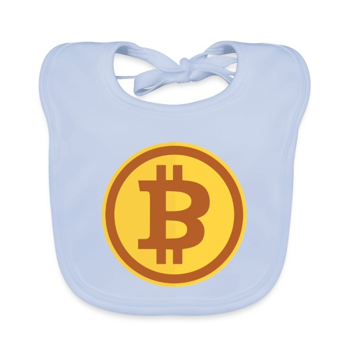 Bitcoin - Baby Bio-Lätzchen