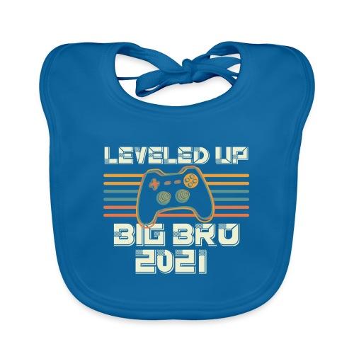 Leveled up to Big Brother 2021 - Baby Bio-Lätzchen