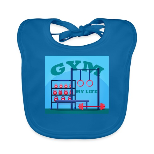 GYM - Vauvan luomuruokalappu