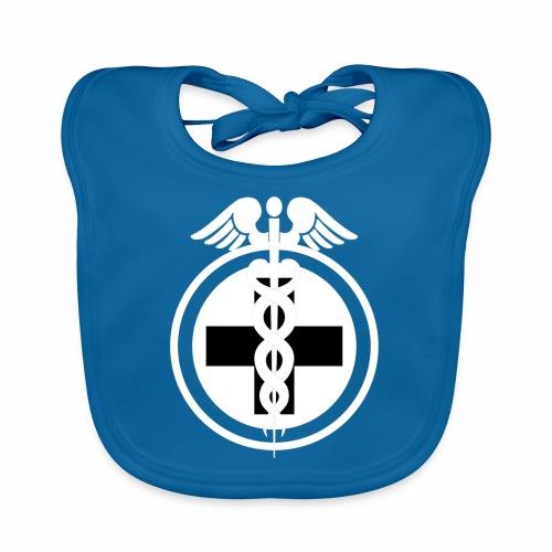 Medical Symbol - Baby Bio-Lätzchen