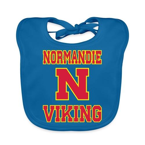 Normandie Viking - Bavoir bio Bébé
