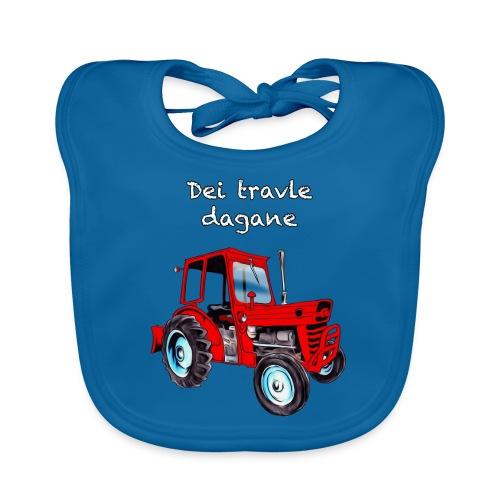 Traktor - Økologisk babysmekke