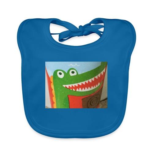 Crocodile - Baby Organic Bib