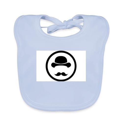 Bigote Logo La Trompa - Babero ecológico bebé