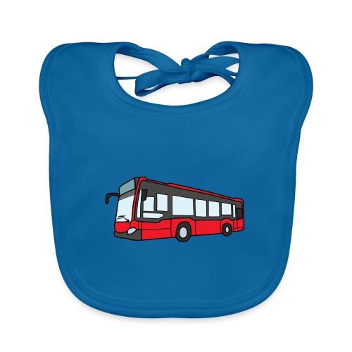 Bus I - Baby Bio-Lätzchen