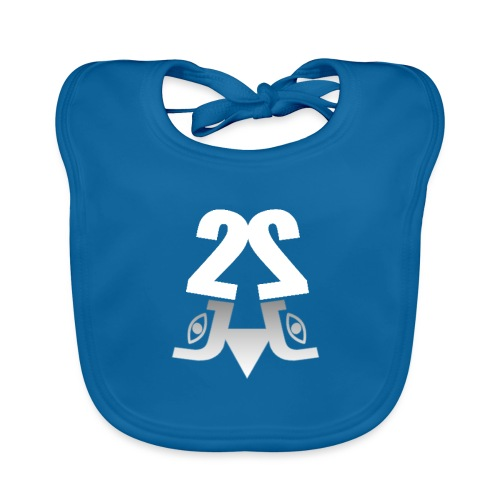 2J Logo - Baby økologisk hagesmæk