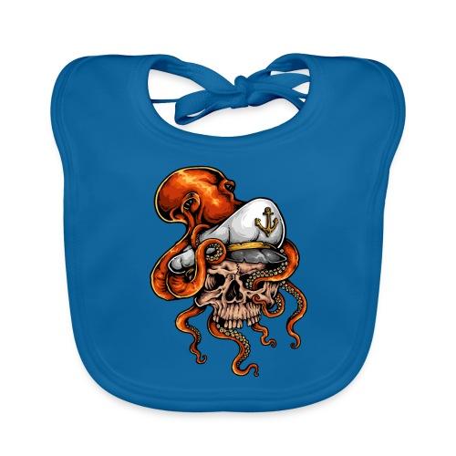 skull Sailor Tattoo - Bavoir bio Bébé