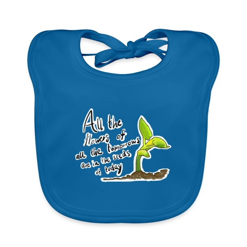 Life Quote - Organic Baby Bibs