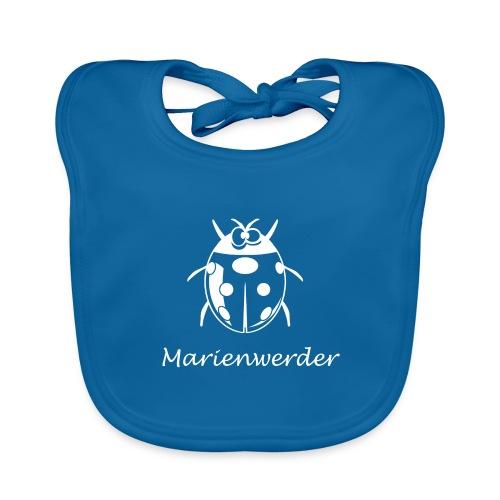 Kindermotiv Marienwerder - Baby Bio-Lätzchen