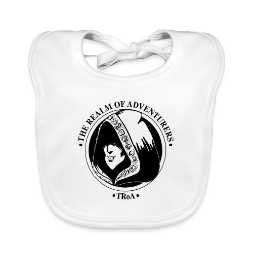 TRoA Logo Sort - Hagesmække af økologisk bomuld