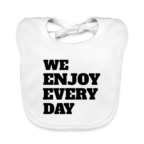 Enjoy - Bavoir bio Bébé