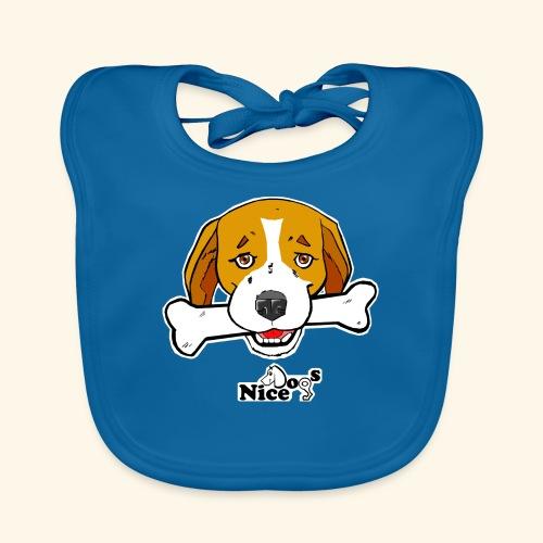 Nice Dogs Semolino - Bavaglino ecologico per neonato