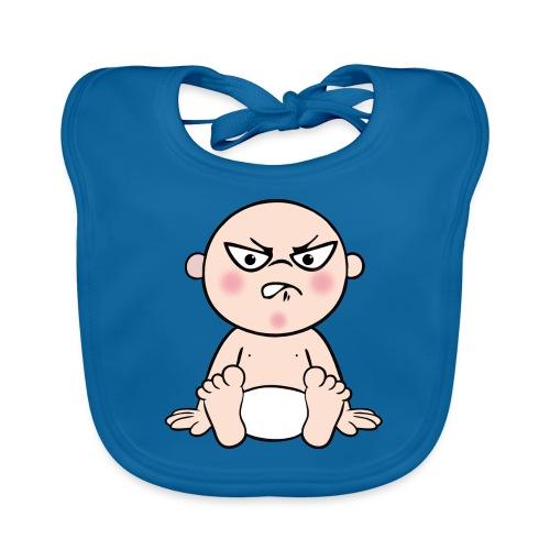 Böses Baby - Baby Bio-Lätzchen