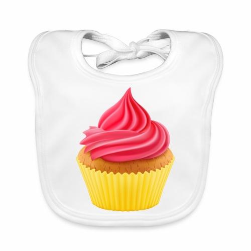 Cupcake - Baby Bio-Lätzchen