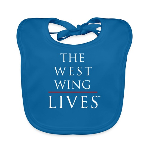 The West Wing Lives - Baby Organic Bib
