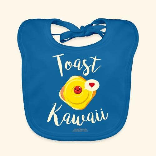 Toast Kawaii - Baby Bio-Lätzchen