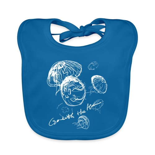 Go with the flow - Organic Baby Bibs