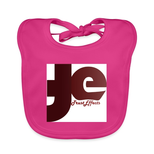 company logo - Baby Organic Bib