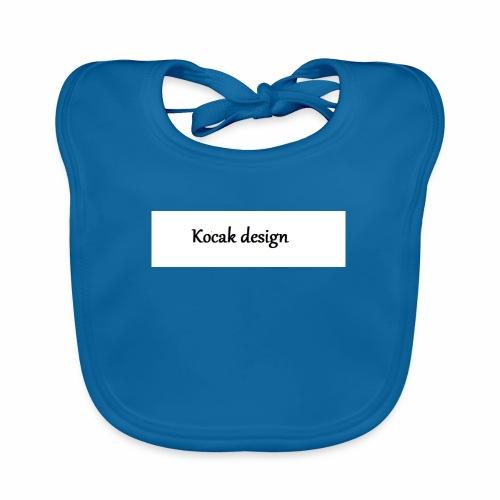 Kocak design - Hagesmække af økologisk bomuld