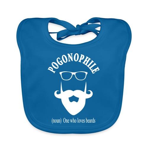 Pogonophile - Baby Organic Bib
