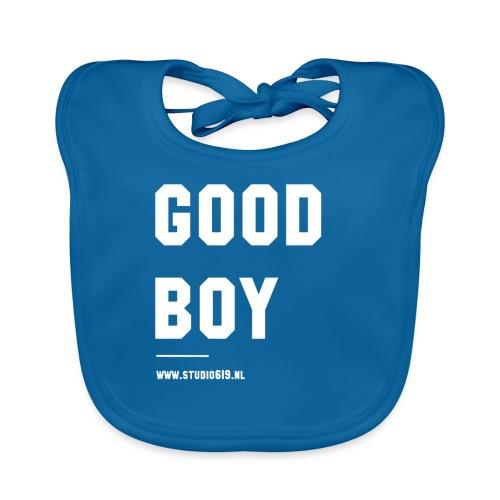 TANK TOP GOOD BOY - Bio-slabbetje voor baby's