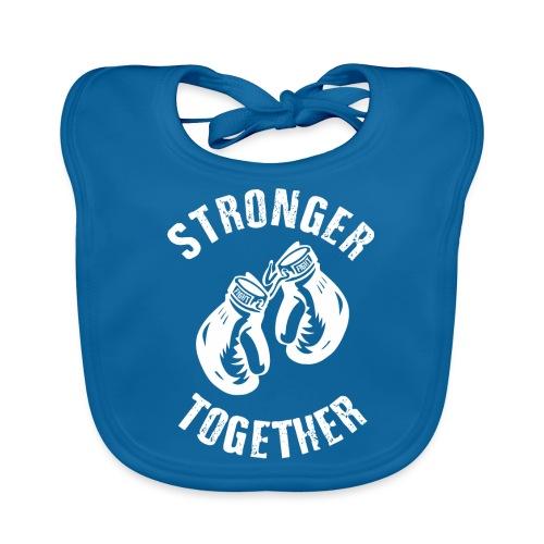 Stronger Together - Baby Bio-Lätzchen