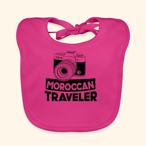 Moroccan Traveler - Bavoir bio Bébé