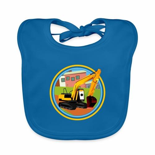 Diggy T Shirt - Baby Organic Bib